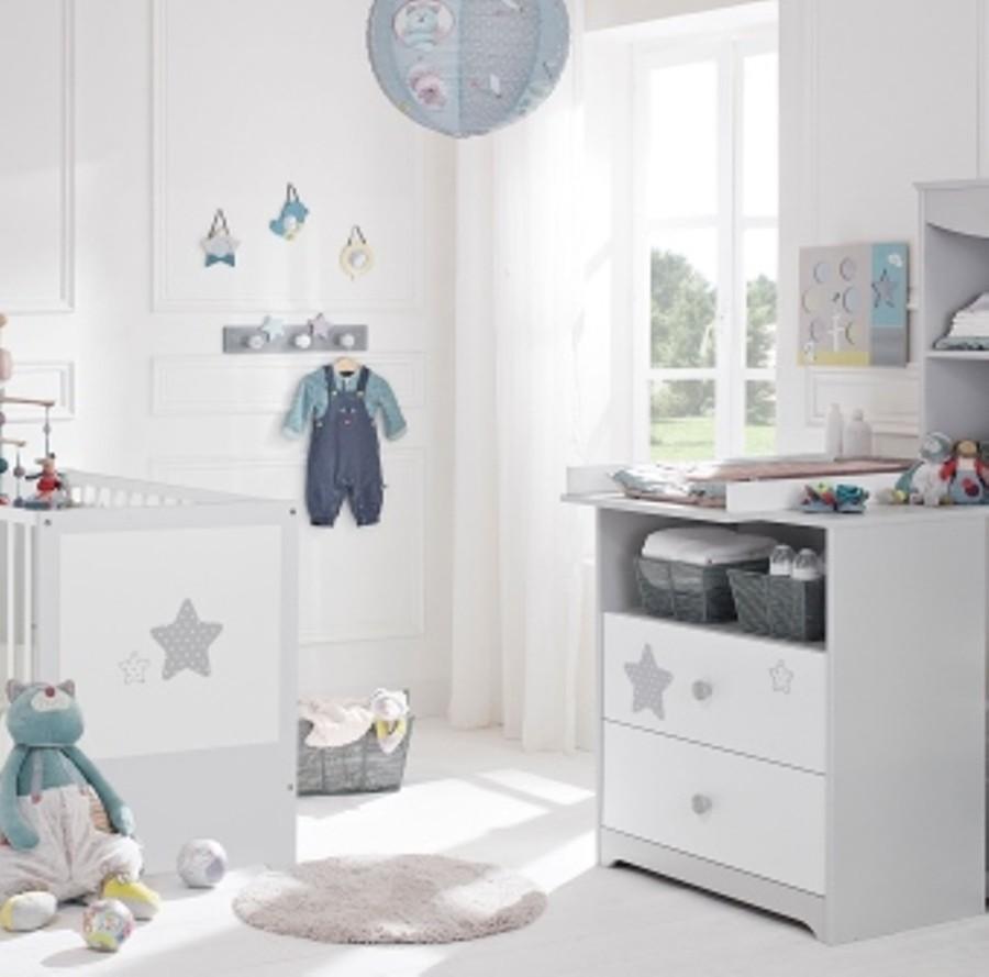 Guide d'achat de la chambre de bébé : quel mobilier choisir ?