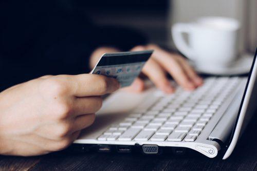carte bancaire ordinateur achat en ligne