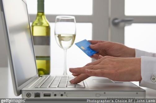 L'achat de vin en ligne décolle