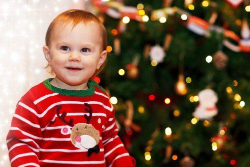 Comment habiller son petit garçon pour Noël ?