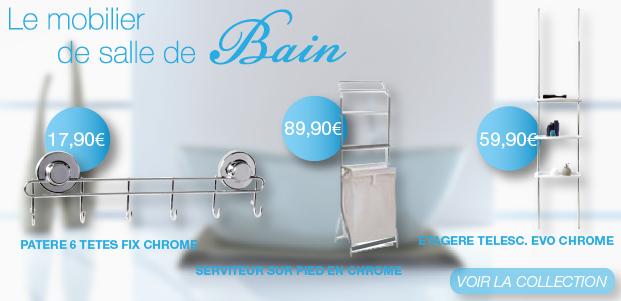 Comment accessoiriser sa salle de bain à prix mini ?